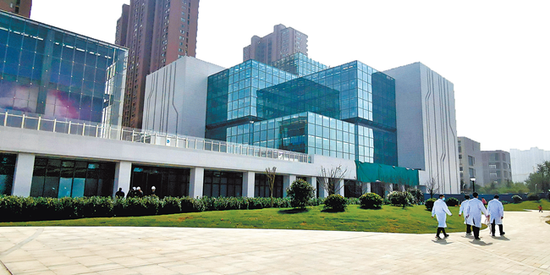 A new national supercomputing center has recently passed official appraisal in Zhengzhou, capital of Central China's Henan Province. (Photo/henan.gov.cn)
