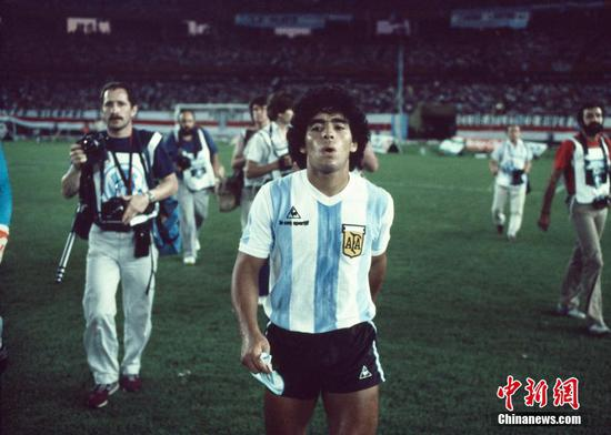 杩���路椹���澶�绾筹�Diego Maradona锛�锛���缂洪�风��澶╂����榄���