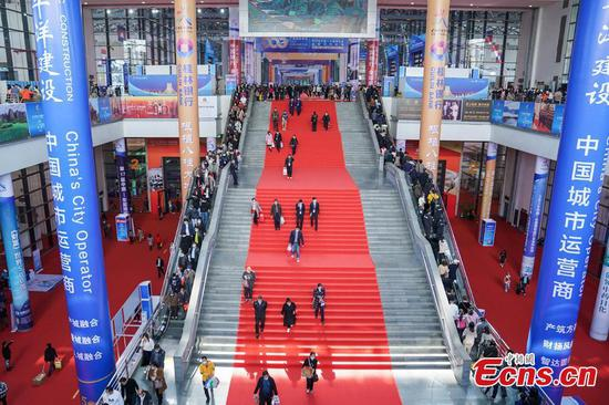17th China-ASEAN Expo opens to the public