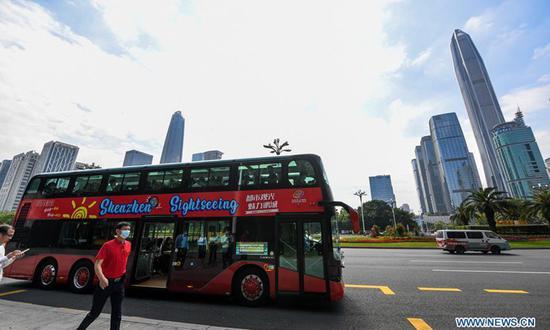 推出18项措施为深圳港澳居民提供便利