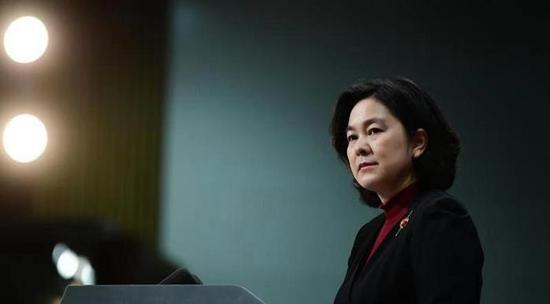 中国抨击美国反对军民融合政策的言论