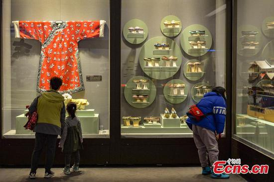Precious exhibits debut at Summer Palace celebrate its 270th birthday