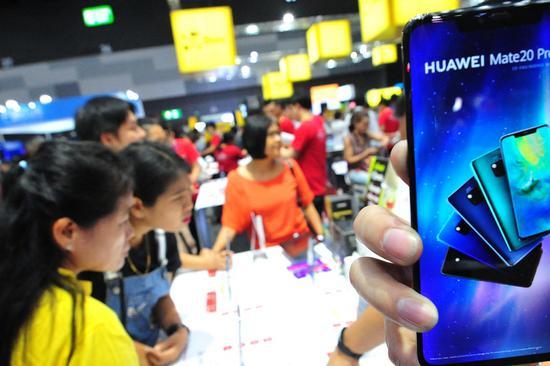 华为与泰国医院签署谅解备忘录以开发5G智能服务