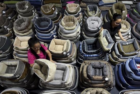 ONS:第二季度中国在英国商品进口中所占比例最大