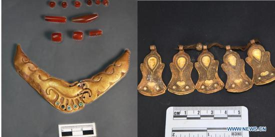 Wooden figurines unearthed in Qinghai-Tibet Plateau tombs