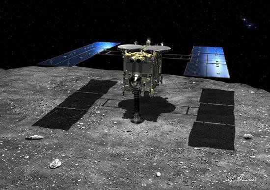 日本运载小行星样本的太空舱降落在南澳大利亚