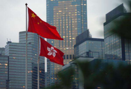 Central government office hails HKSAR's Election Committee election success