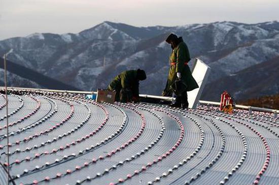 北京为冬季奥运会建立先进的天气预报系统