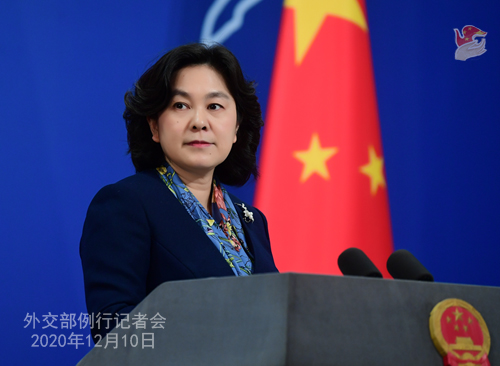 """批评""""狼战士外交""""只是""""中国威胁论""""的另一种说法:FM"""