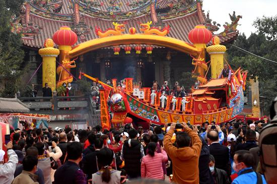 Tai Chi, Wangchuan ceremony listed as UNESCO intangible cultural heritage