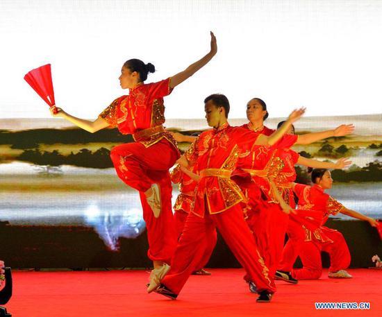 文莱启动中国文化狂欢节以促进交流
