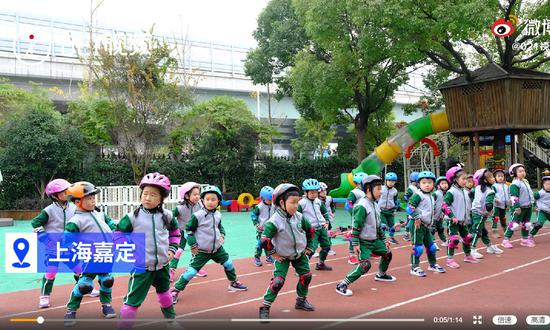 Shanghai kindergarten rolls out 'diet plans' for chubby kids