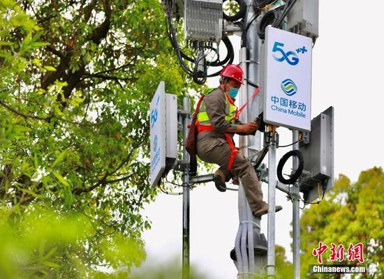 中国三大电信运营商对纽交所退市感到失望