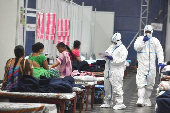 印度突变型COVID-19毒株上升至58例