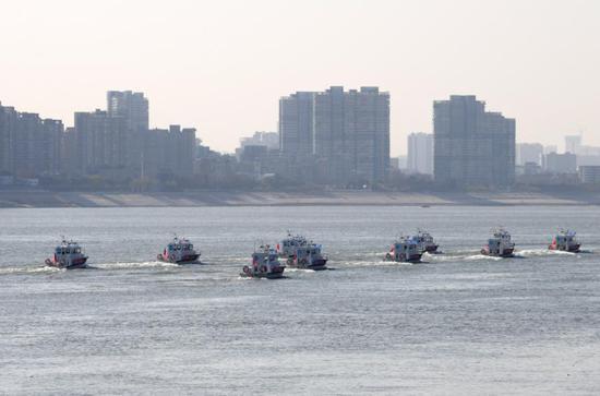 五年过去了,中国见证了长江经济带的绿色发展