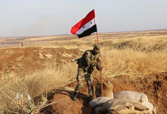 中国呼吁谨慎处理叙利亚化学武器问题