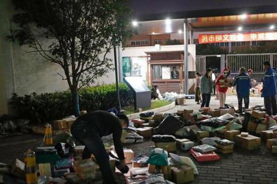 China's warehouse storage sector continues expansion