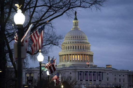 Democrats take control of U.S. Senate as 3 new senators sworn in