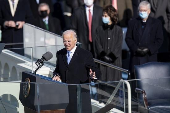 Biden unveils national strategy to fight raging COVID-19 pandemic