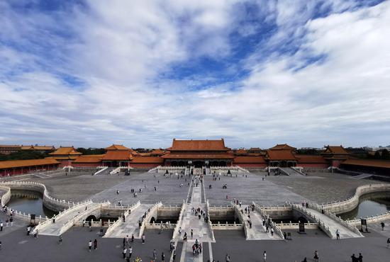 Beijing to build international consumption center