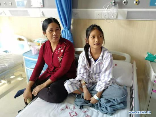 China-funded project saves lives of dozens of Cambodian children with heart disease
