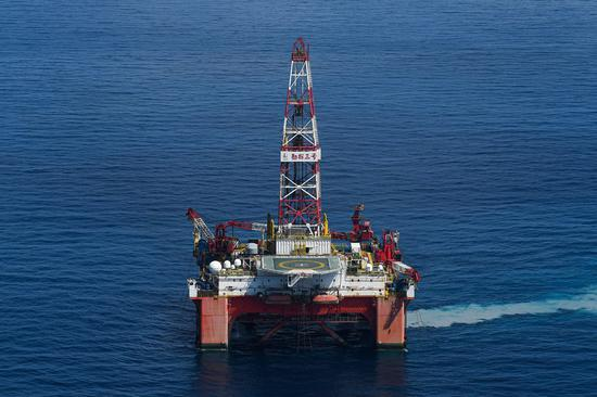 China locates oil and gas field in South China Sea