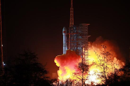 China develops new rocket tanks to improve launch capabilities