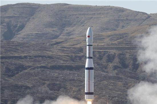 China's first hybrid rocket to make 2021 maiden flight