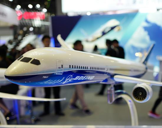 Boeing 737-800BCF project in China sees orders top 150