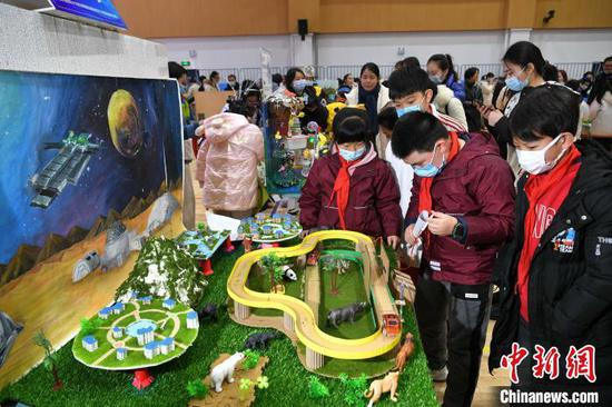 China sees enhanced science literacy in citizens