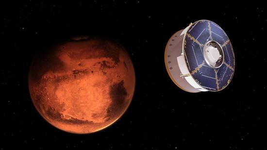 NASA's Perseverance rover to land on Mars next month