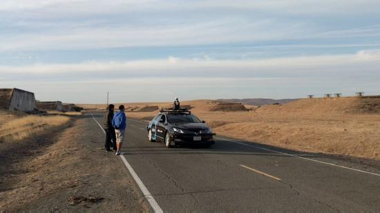 Baidu receives driverless vehicle test permit in California