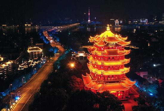 China's Wuhan targets 10 percent growth in 2021