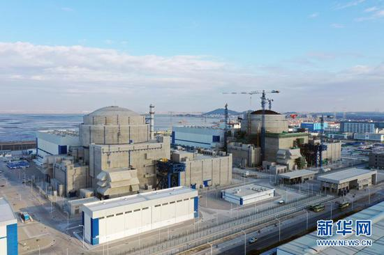 First nuclear unit with Hualong One reactor starts commercial operation
