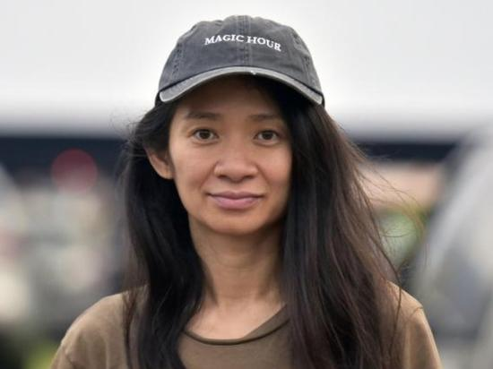 Chinese director Chloe Zhao's