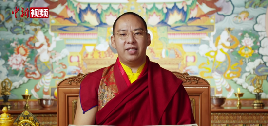 11th Panchen Lama extends wishes for Chinese Lunar New Year, Tibetan New Year