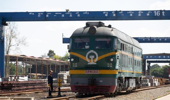 Shared New Year wish brings China-Laos railway builders closer
