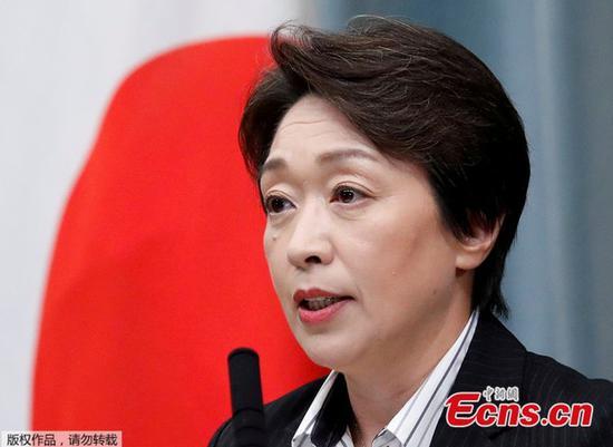 Hashimoto named president of Tokyo 2020 organizing committee