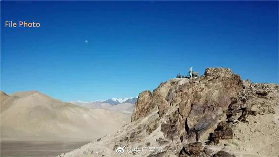 China honors servicemen martyred, injured in defending western border