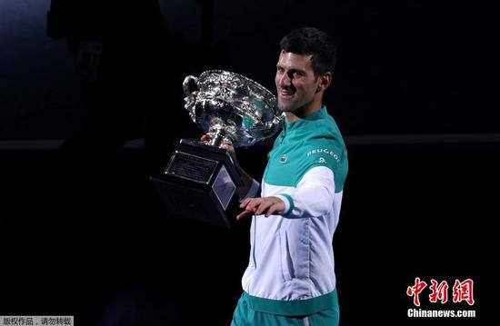 Novak Djokovic wins ninth Australian Open crown