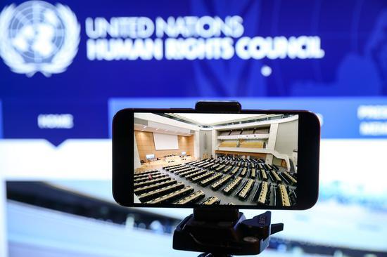 U.S. returns to UN Human Rights Council