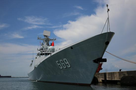 China, Singapore to conduct joint naval drill