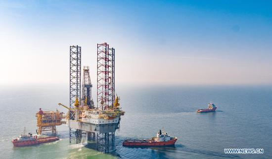 China discovers oil and gas field in Bohai Sea