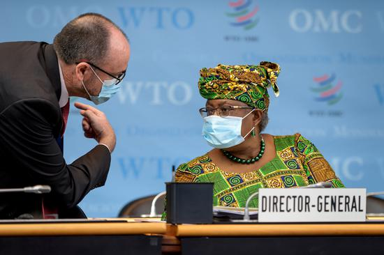 New WTO director-general inaugurated