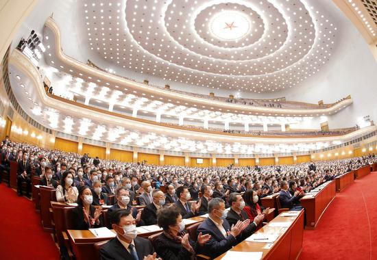 In Pics: China's top political advisory body starts annual session