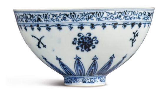 Rare Chinese bowl bought for $35 could fetch up to $500,000 at auction
