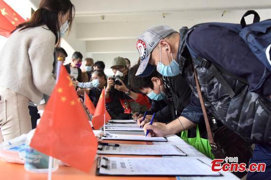 香港公民对改善香港特区选举制度的声音支持