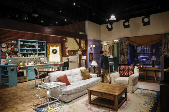 Immersive exhibition of TV Series Friends opens in New York