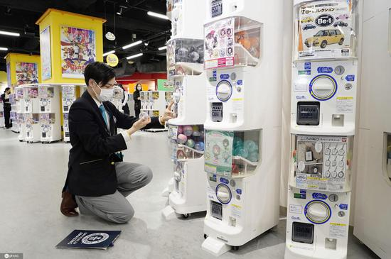 World's largest Gashapon shop breaks Guinness World Record
