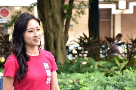 Hong Kong youth tells truth to Western world at UN human rights meeting